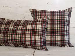 Designer Throw Pillows For Sofa by Decor Beautiful Buffalo Plaid Throw Exquisite Plaid Throw