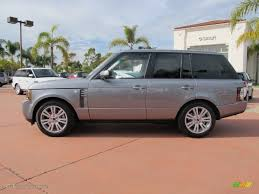 land rover hse 2012 orkney grey metallic 2012 land rover range rover hse lux exterior