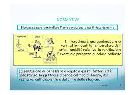 microclima uffici il microclima di galli