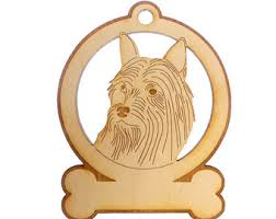 terrier ornament etsy