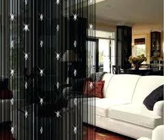 bedroom divider medium size of fascinating curtain divider photo