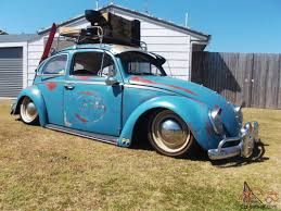 1971 volkswagen beetle for sale bagged patina 1963 vw beetle show off car slammed cool patina