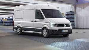 volkswagen crafter dimensions all new vw crafter revealed built in poland