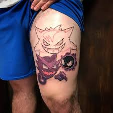 subaru wrx tattoo the world u0027s newest photos of gengar flickr hive mind