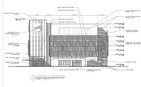 mixed use building w massive 40 000 sf dave u0026 buster u0027s planned for