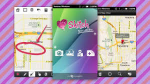 skitch android skitch for android adds maps annotation sd card saving and more