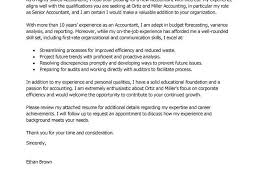 accounting cover letters accounting finance cover letter samples