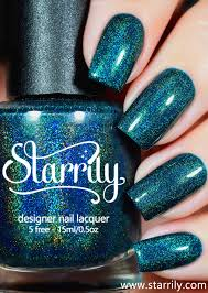 holographic nail polish starrily