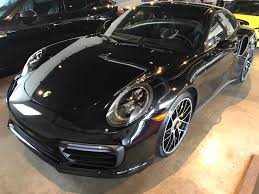 fashion grey porsche turbo s dealer inventory 2017 porsche 911 turbo s coupe jet black