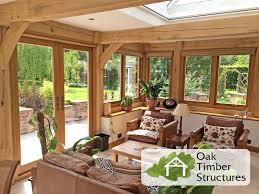 garden room design solid oak garden rooms oak timber structures