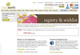 baby gift registry 9 green baby registries for eco conscious parents to be inhabitots