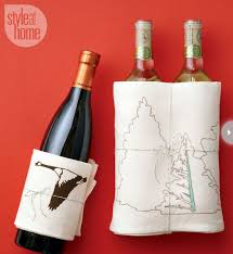 Wine Christmas Gifts Christmas Gift Guide Tea Towel Hostess Gifts Style At Home