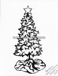oh christmas tree by alainabrown on deviantart