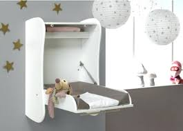 Fold Out Changing Table Wall Mounted Fold Table Home Design
