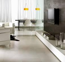 modern floor tiles design for living room reclining sofa and