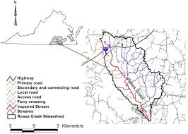 Washington Gmu Map by How To Include Economic Analysis In Tmdl Allocation Journal Of