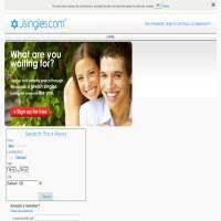 JSingles is a feature packed dating service for Jewish singles around the world  fourteen countries in fact  The homepage is well designed  accessible and