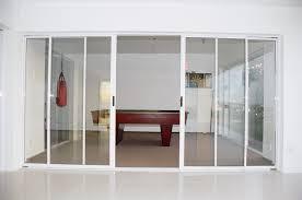 Patio Door Sliding Panels 4 Panel Sliding Glass Patio Doors