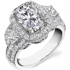 create your own engagement ring choose a setting