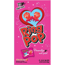 personalized ring pops vegan s day candies peta