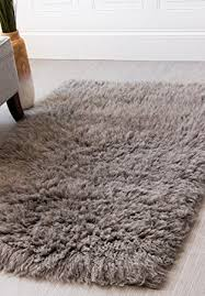 long shag rug amazon com hand woven soft wool flokati shag rug 8 feet by 10 feet