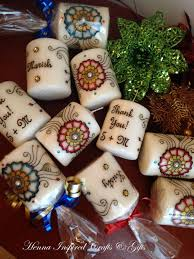 Where To Buy Party Favors Made To Order Party Favors Bridesmaid Gift Henna Candles