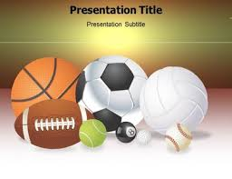 sport powerpoint templates american football powerpoint template