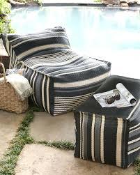 affordable bean bag chaise lounge chair outdoor beach bean bag