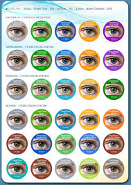 100 free contact lenses blue contact lens case royalty free