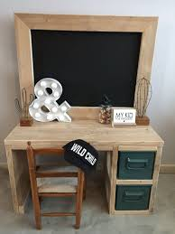 Wood Desk Ideas Best 25 Kid Desk Ideas On Pinterest Desk Areas Inside