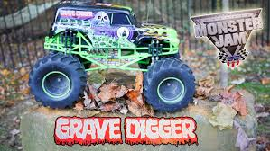 monster truck videos for kids youtube grave digger monster jams grave digger remote control monster
