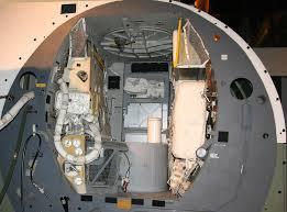Lunar Module Interior Apollo Lem Lunar Module Docking Station A Photo On Flickriver