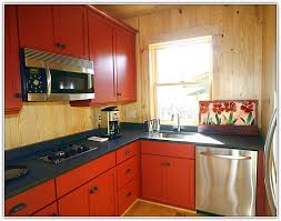 cabinet colors for small kitchens best color for kitchen cabinets small home design ideas with awesome