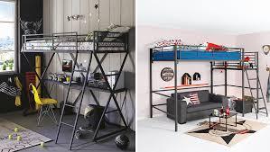 lit mezzanine avec bureau pour ado stilvoll idee deco chambre lit mezzanine fille ado comment