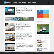 30 best seo blog templates free u0026 premium themes free