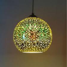 Glass Globe Ceiling Light Fixture Modern Hanging Glass Globe Ceiling Light Pendant L Chandelier