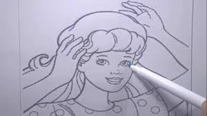 barbie coloring book pages learning coloring book coloring