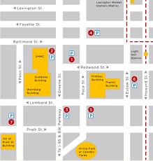 university of maryland help desk parking locations um medical center
