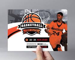 basketball c brochure template basketball business card template in psd ai vector brandpacks