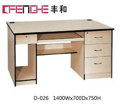 Wood Computer Desk Wood Computer Desk Small Computer Table Price Suppliers And