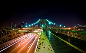 brooklyn bridge walkway wallpapers brooklyn bridge nights wallpapers hd wallpapers