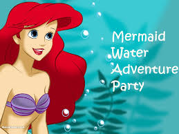 backyard birthdays mermaid water adventure party