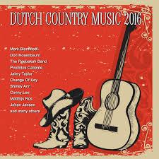 dutch country music association 2016 shirley ann