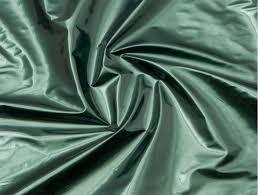 mjtrends metallic green vinyl fabric