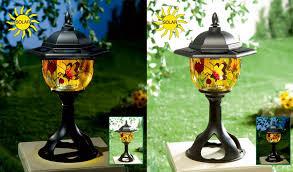 Owl Patio Lights by Amazon Com Solar Patio And Garden Light Tiffany Style