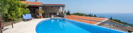 holiday houses with pool in montenegro cipa travel
