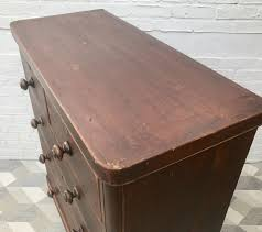 large victorian chest of bedroom drawers for sale at pamono