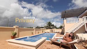 little bay house barbados luxury villa pool u0026 spa cliff top