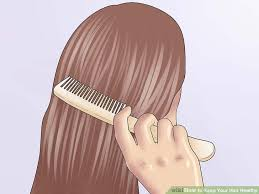 how to take care of the hair cuticle 4 ways to keep your hair healthy wikihow