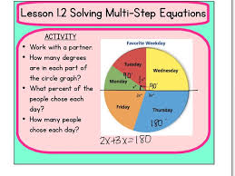 lesson 1 2 solving multi step equations youtube